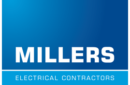 millers electrical contractors ltd logo