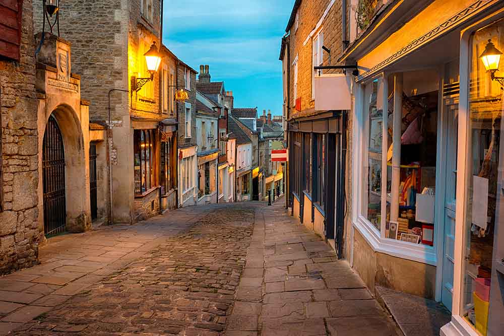 street in frome